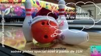 le Samedi 22/12/18 Soirée spécial noël 1 mois de bowling a gagné à Le Portel